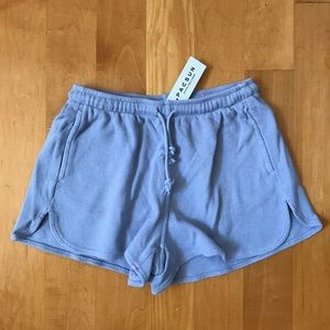 Brandy Melville Summer Thermal Shorts NWT